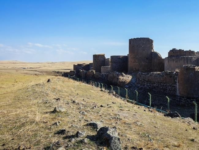 Its city walls were designed to keep armies out. Picture: Nate Robert.