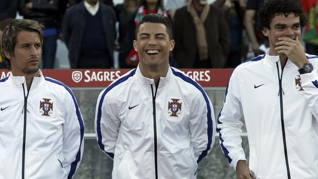 Portugal's Cristiano Ronaldo is Portugal's great hope at the World Cup.
