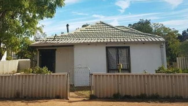 Offers over $39,000 will help you secure this Norseman home. Picture: realestate.com.au