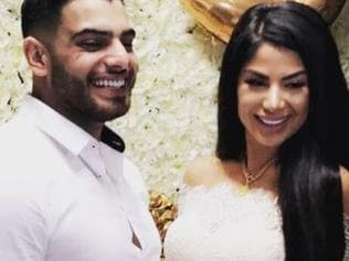 Instagram shot of wedding of John Ibrahim's nephew Hassan Sam Sayour and controversial former Auburn depauty mayor Salim Meajar's sister, Aisha. Instagram/@anitta_adattini
