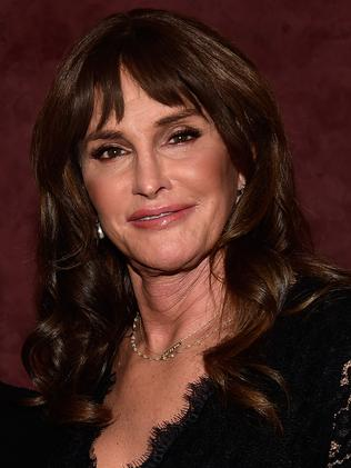 Caitlyn Jenner in January this year.