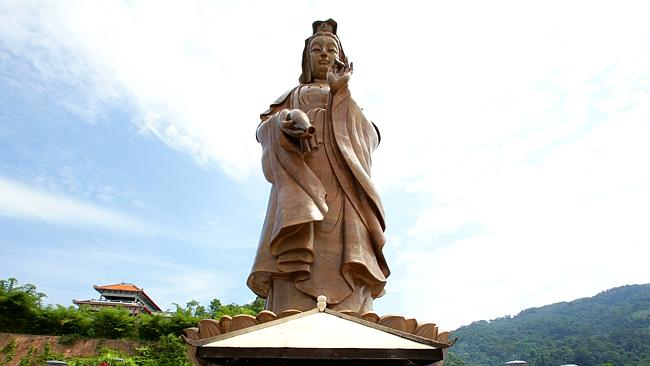 REQUEST your own god or goddess. such as Chinese goddess of mercy, Kuan Yin to bless your