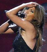 <p>Singer Jennifer Lopez performs during the 2007 Fashion Rocks Concert at Radio City Music Hall in New York.</p>