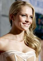 <p>Teresa Palmer arrives for the premiere of her film 'Bedtime Stories' starring Adam Sandler in Hollywood.</p>