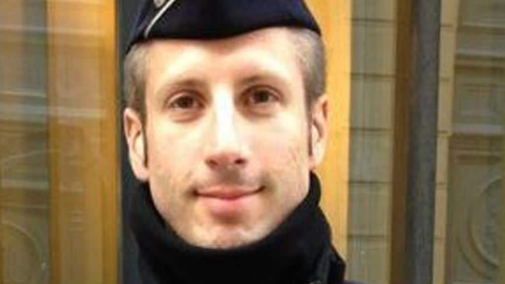 French police officer Xavier Jugele was killed in the Champs Elysees terror attack in Paris.