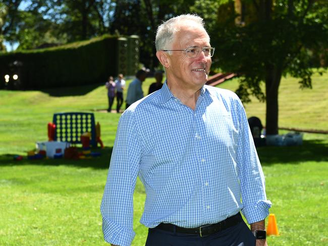 Prime Minister Malcolm Turnbull yesterday / Picture: AAP