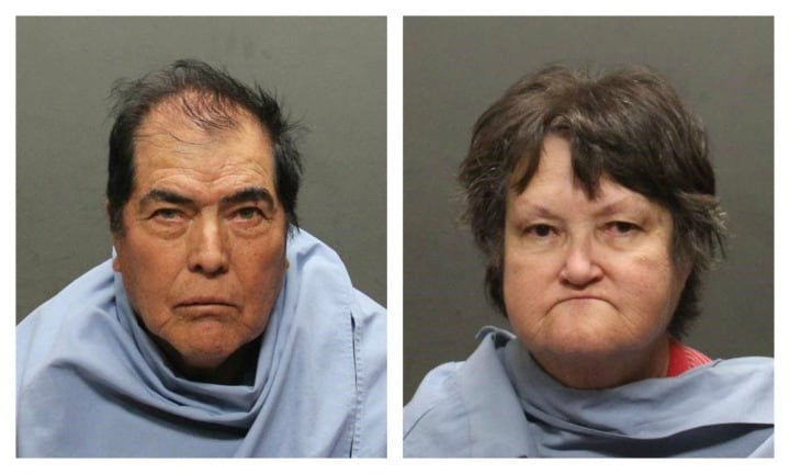 Couple arrested after 4 kids found locked up in house with no food or water