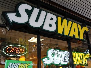 MIAMI, FL - OCTOBER 21: A Subway restaurant is seen as the company announced a settlement over a class-action lawsuit that alleged that Subway engaged in deceptive marketing for its 6-inch and 12-inch sandwiches and served customers less food than they were paying for on October 21, 2015 in Miami, Florida. While it denies the claims, Subway said that franchisees would be required to have a measurement tool in stores to make sure loaves are 12-inches. (Photo by Joe Raedle/Getty Images)