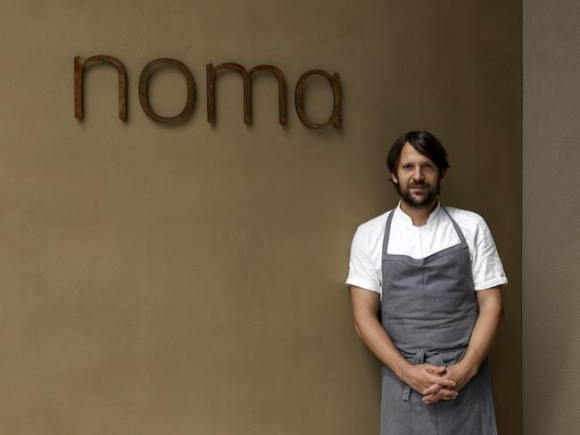Carolyn Sparke heard René during an Australian interview, and wanted to visit his restaurant Noma while it was in Sydney. Picture: Supplied.