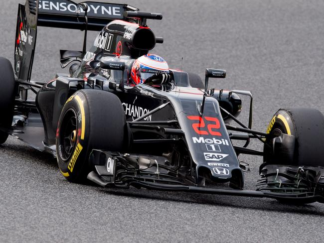 F1 stars' lives just got complicated