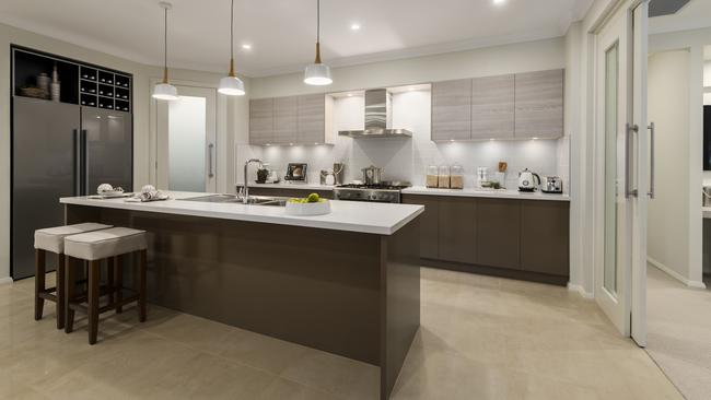 It s all about lifestyle in havana executive by mcdonald for Mcdonald jones kitchen designs