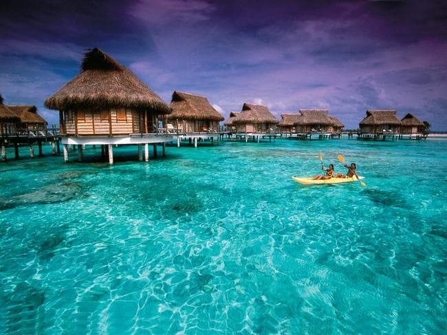 Best Place For Tikehau Island Beaches