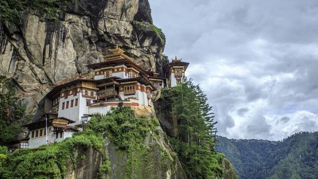 The face-off is taking place between nuclear armed China and India on the border of Bhutan, one of the most peaceful nations on earth.