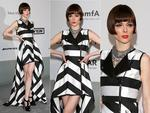 Model Coco Rocha attends amfAR's 21st Cinema Against AIDS Gala. Picture: Getty