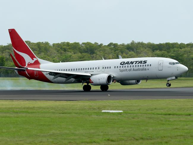 Qantas was listed as the best of the Australian airlines from a recent global survey.