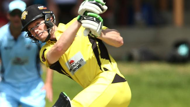 Cameron Bancroft of the Warriors.