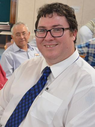 Warned over tensions ... MP George Christensen.