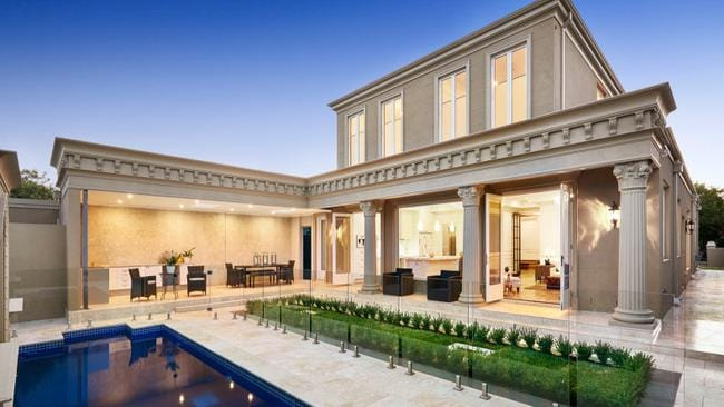 Melbourne dream homes for a millionaire s wish list for Dream home wish list