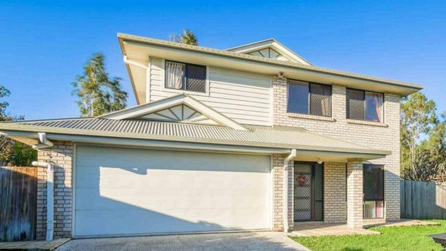 Runcorn returns solid auction clearance results. This home in Susan Court, is listed for auction on July 30. Picture: realestate.com.au.