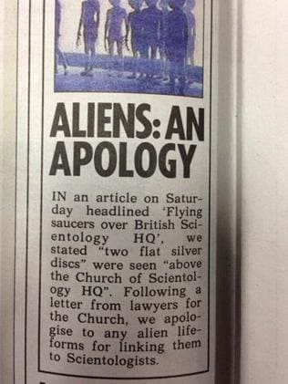 Now No. 3 in Scientology, Tom Cruise thinks he's on planet to ...