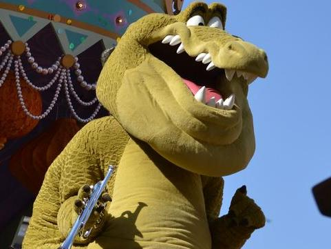 Disney quietly erasing gator references