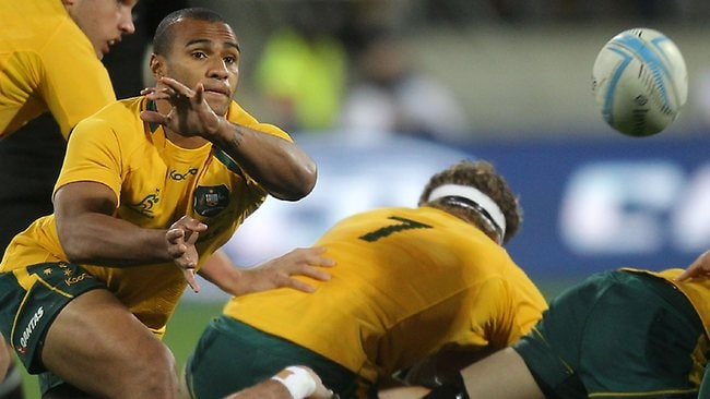 Will Genia impressed off the bench in South Africa.