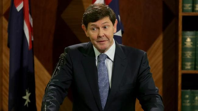 forum fits with minister's portfolio ... Social Services Minister Kevin Andrews. Picture: News Corp Australia.