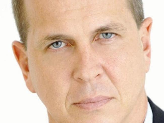 Award winning journalist Peter Greste. Pic: AFP.