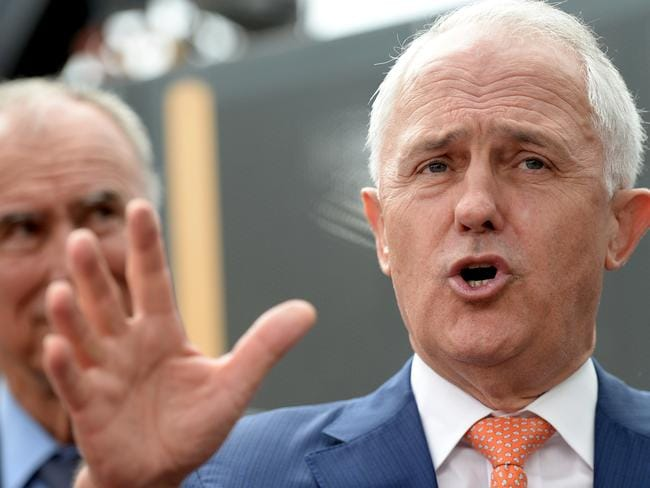 Malcolm Turnbull has announced a Banking Royal Commission. Picture: AAP