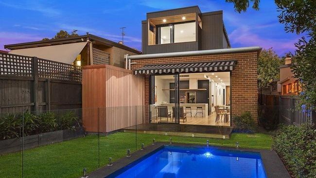 The new 80 Edith Street, Leichhardt, is up for sale with a price guide of $1.9 million to $2.05 million.