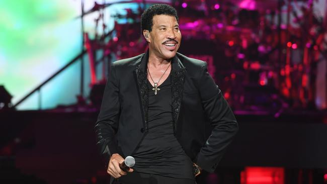 Lionel Richie is one of the headline acts locked in for the 2018 Byron Bay Bluesfest. Picture: Denise Truscello