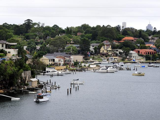 Hunters Hill is Sydney's top performing region with 100 per cent of sales making a profit.