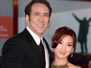 FILE - Nicholas Cage And Alice Kim Separate After 11 Years of Marriage