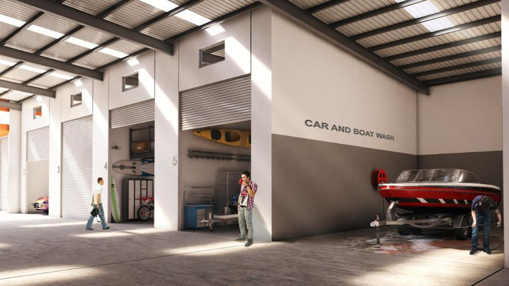 Man Cave Warehouse : Prime site mancave team see potential in molendinar