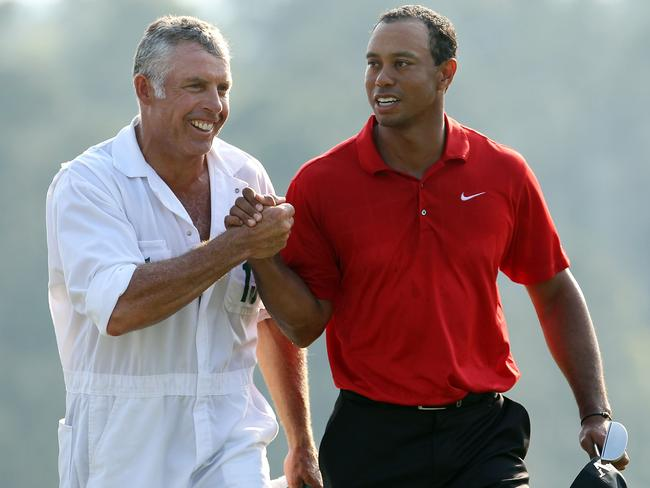 Steve Williams and Tiger Woods were a partnership that was hard to beat.