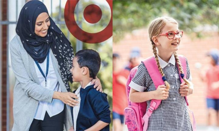 Target catalogue featuring mum wearing a hijab sparks controversy