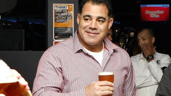 Mal Meninga has been booted from a Brisbane bar. Picture: Mitch Cameron