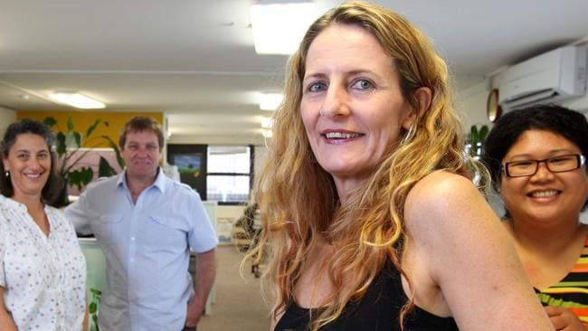 Tenants Queensland CEO Penny Carr. Picture: Rob Maccoll.