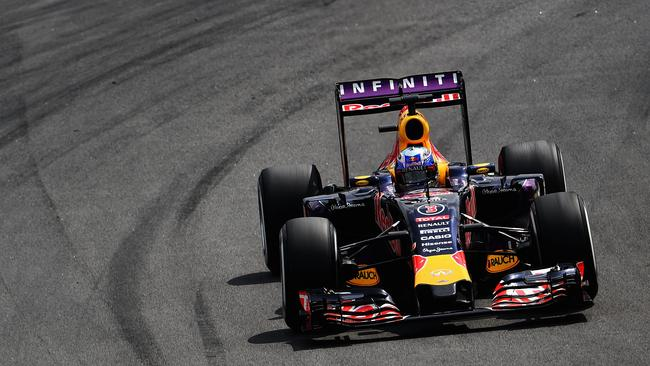 Daniel ricciardo believes kimi raikkonens penalty, which moved the red bull formula 1 driver from fifth to fourth on