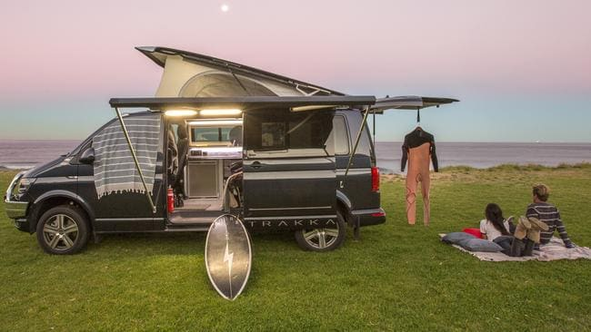 Caravans Descend On Homebush For The Sydney Camping Lifestyle Expo