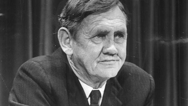 Prime Minister John Gorton believed Australia should have it's own nuclear deterrent.