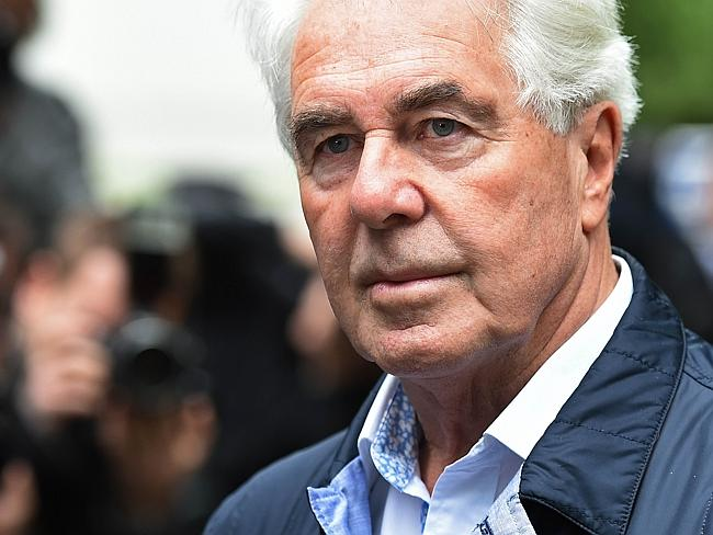 PR guru Clifford jailed for sex abuse