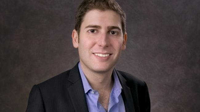 Facebook's co-founder Eduardo Saverin.