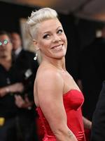 Singer Pink attends the 56th GRAMMY Awards at Staples Center onin Los Angeles, California. Picture: Getty