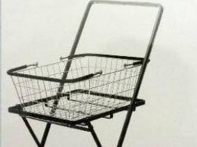 The unique history of the shopping trolley