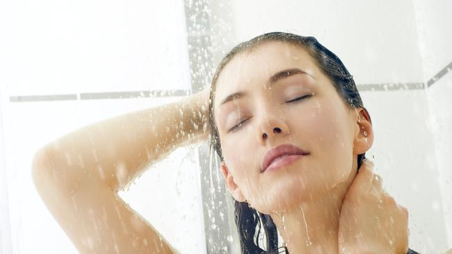 When should we be showering?
