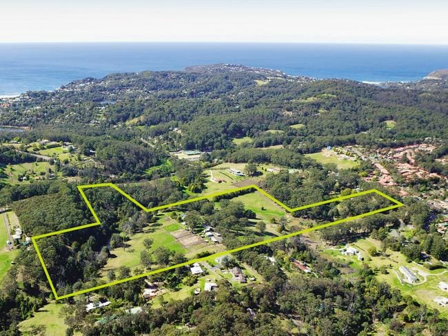 Coastal land of this size and position is a rare find in the area, according to selling agent Mat Steinwede.