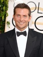 Golden Globes 2014 red carpet arrivals at the Beverly Hilton: Actor Bradley Cooper. Picture: Getty