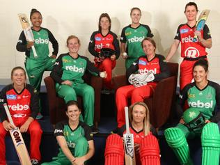 Melbourne Stars Group Pic.