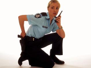 "Actor Lisa McCune from TV program ""Blue Heelers""."
